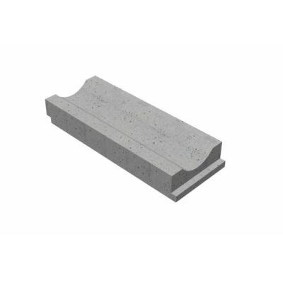 40/100 Padkafolyóka elem (íves alakú)