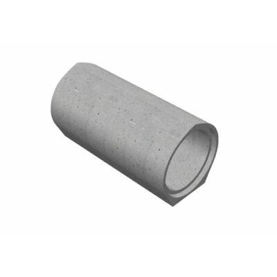 Ø 40 Nagy teherbírású talpas betoncső
