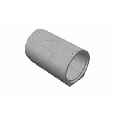 Ø 50 Nagy teherbírású talpas betoncső