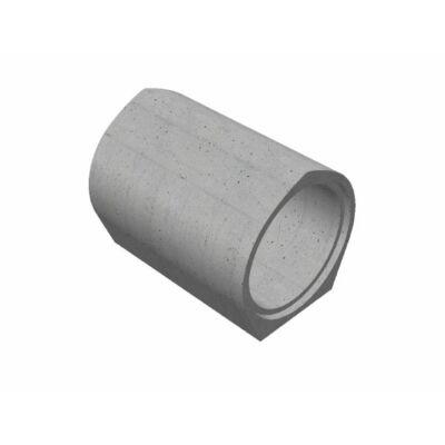 Ø 60 Nagy teherbírású talpas betoncső