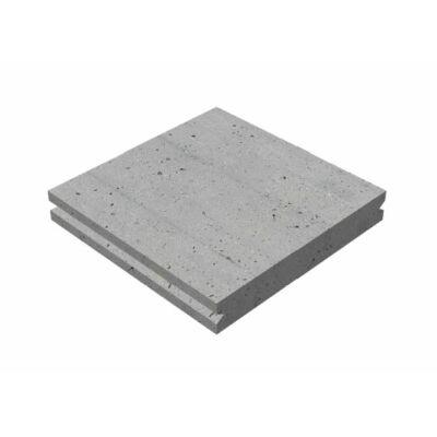 PRL 40/40/6 beton burkolólap