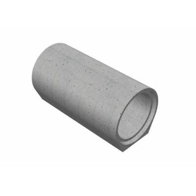 Ø400 Talpas betoncső