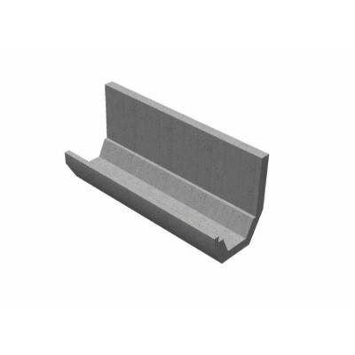 Trapéz szelvényű CSOMIÉP-MÓCSÁN támfalas árokburkoló elem (200 cm)