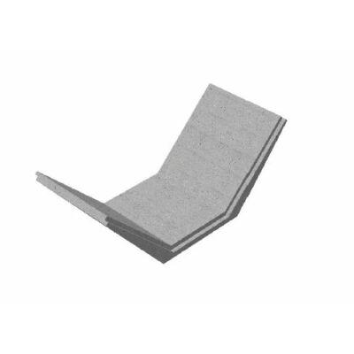 II/80/115 Normál és erősített mederburkoló elem (1:1 rézsű)