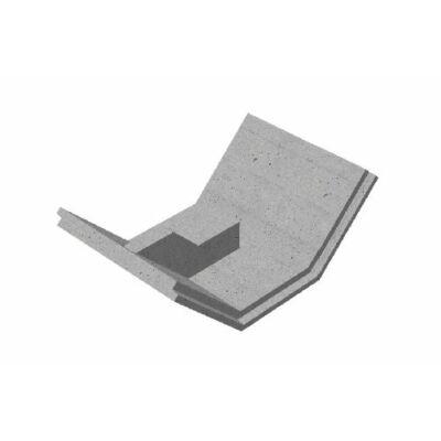 II/60/70 Mederburkoló elem energiatörő foggal (energitörő fog balos)