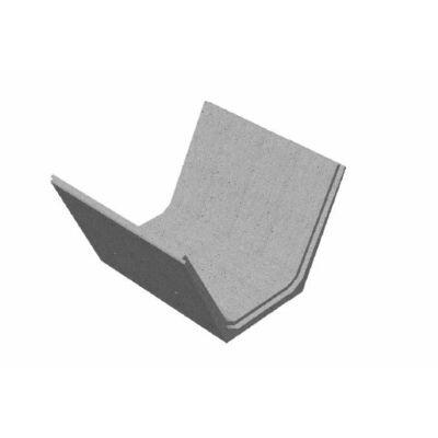 Tisza 2 (100/225/125) Mederburkoló elem (2:1 rézsű)