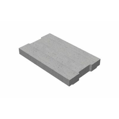 TBF 30 Vízbeeresztős beton fedlap 100 cm