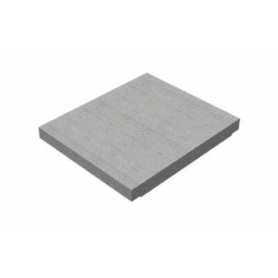 TBF 60/100/80 Fedlap 5 tonna tengelyterhelésre 100 cm