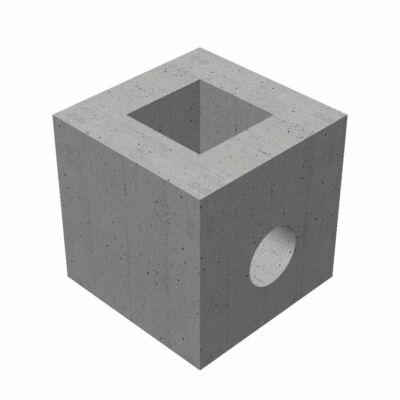 30/30/45/15 négyzet alakú víznyelő akna fenék elem