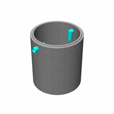 Vízkezelő akna 1500 (150/235/12)